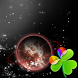 GO Launcher EX Planet Cosmos 1 by Sandromeda Themes