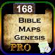 Bible Maps Genesis Pro by Walter César Coronel