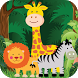 Cute Jungle for Toddlers by MOD Games