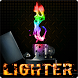 Virtual cigarette lighter by AMTEE Apps