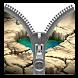 Barren Heart Zipper by OLSTech