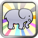 Colorful Kids Flashcard by SHJ Studio