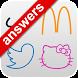 Answers Logo Quiz (Minimalist) by Smarter Studio