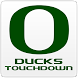 Oregon Ducks Foghorn Touchdown by Julian Pscheid