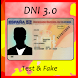 DNI 3.0 Generador & Fake by Gamegamix