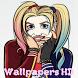 HD Wallpaper Harley Quinn by Treasureshine Apps