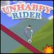 Unhappy Rider by ivananasho