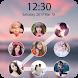 Photo lock screen unlock LWP by AppLock And LockScreen QHD Wallpaper