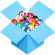 Social Media Box by N. ÖZCAN