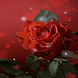 Magical Red Rose LWP by Daksh Apps