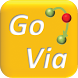 Go Via Trip Route Planner Lite by Alkazaps inc