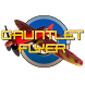 Gauntlet Flyer Free by Oleno Arts