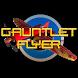Gauntlet Flyer Free by Oleno Arts
