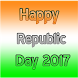 Happy Republic Day India 2017 by Sociork