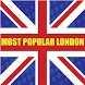 London Most Popular Activities by AppBelle