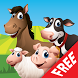 Farm Animal Match Up Game Free by Crave Creative
