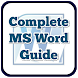 Learn MS Word Complete Guide by JainDev