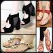 Girls Shoes Design - High Heel Sandal