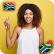South African Flag Photo Frames Editor by Pixel Frames