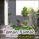 Taman Rumah Minimalis by BerkahMadani