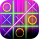 Tic Tac Toe (3 In a Row) by Pink Tufts
