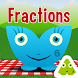 Squeebles Fractions by Keystagefun