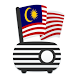 Radio Malaysia - Radio Online by AppMind - Radio FM, Radio Online, Music and News
