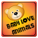 Baby Loves Animals by Baby Loves Learning