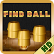 Find The Ball by Fingergc