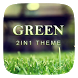(FREE) Green 2 In 1 Theme by ZT.art