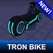 Tron Bike Addon for MCPE by MineCollection