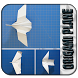 Origami Paper Plane by Valest