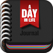A Day In Life - Journal Diary by XLabz Technologies Pvt Ltd