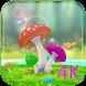Mushrooms 4K Video Wallpaper by Joseires