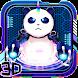 Iron Panda Hero 3D Theme