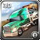City Transporter Truck: 2016 by Batwings Studio