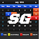 Singapore Calendar 2017 +PH+SH by GG Studios