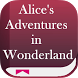 Alice Adventures in Wonderland (Illustrated) FREE by Books PRO, Easy to use Book App + Free Book Reader