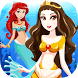 Princess Mermaid Makeover by minigameonmobile
