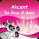 The Best Music & Lyrics Akcent by Kingofgaluh MediaDev