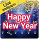 New Year Live Wallpaper - Animated wallpaper