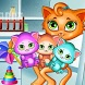 My Fluffy New Kitty Cat by Girl Games - Vasco Games