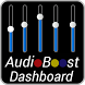 AudioBoost Dashboard by Prism99