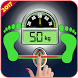 Weight Finger Scanner Prank by BoysFun Apps