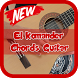 El Komander Chords Guitar by Chordave