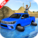 Beach Truck Water Surfing – 3D Fun Driving Sim