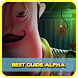 Alpha Guide Hello Neighbour by UdinApp