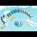 Flying Stork by G.I.G_gadiev