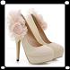 Beautiful High Heel Shoes by Dinda Maulidina