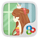 Love Story GO Launcher Theme by Freedom Design